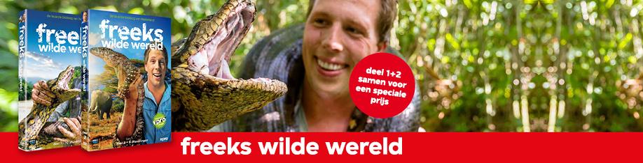 Freeks Wilde Wereld deel 1 + 2