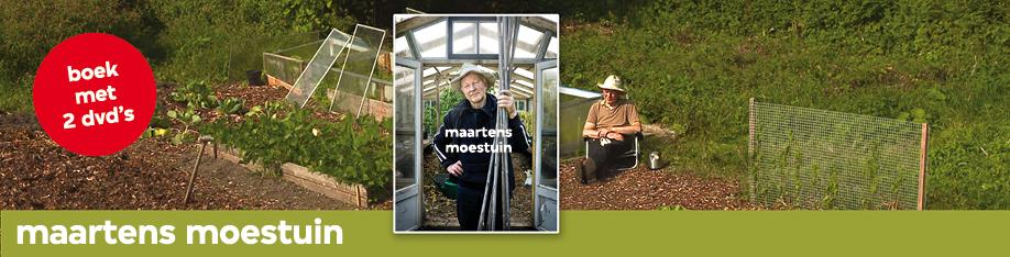 de moestuin van Maarten 't Hart