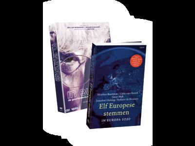 In Europa - de geschiedenis op heterdaad betrapt - bundel - boek en dvd