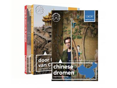De China reizen van Ruben Terlou