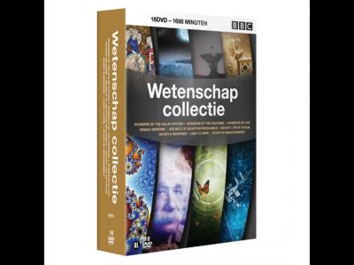 BBC - Wetenschap Collectie (16 dvd)