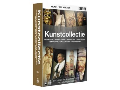 BBC - Kunst Collectie (16 dvd)