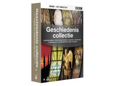 BBC - Geschiedenis Collectie (16 dvd)
