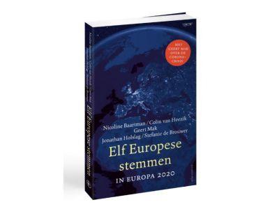 Elf Europese stemmen - In Europa 2020 - boek