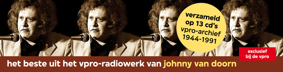 Johnny van Doorn
